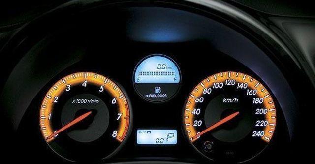 2009 Toyota Wish 2.0 G  第8張相片