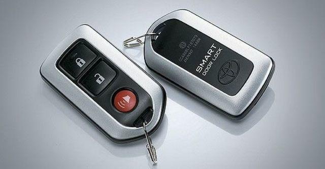 2009 Toyota Wish 2.0 G  第9張相片