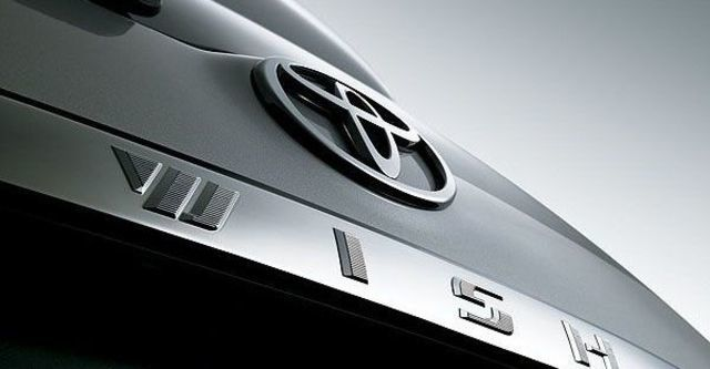 2009 Toyota Wish 2.0 J  第8張相片