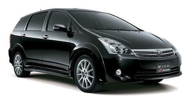 2009 Toyota Wish 2.0 Z-option  第3張相片