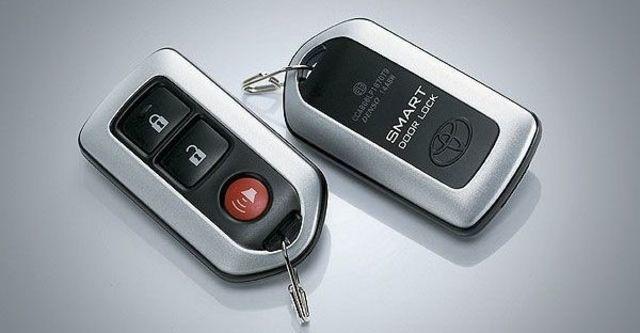 2009 Toyota Wish 2.0 Z-option  第5張相片