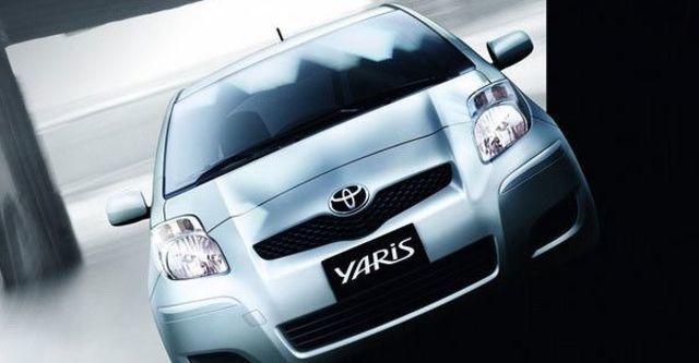 2009 Toyota Yaris 1.5 E  第1張相片