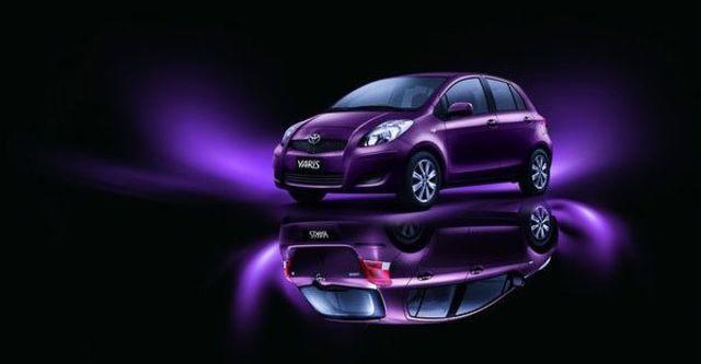 2009 Toyota Yaris 1.5 E  第4張相片