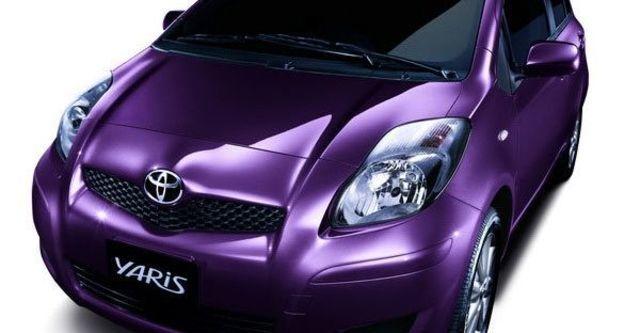 2009 Toyota Yaris 1.5 E  第5張相片