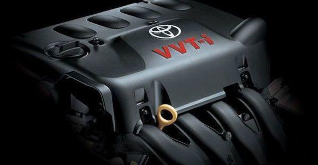 2009 Toyota Yaris 1.5 E  第9張相片
