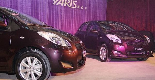 2009 Toyota Yaris 1.5 G Fabric  第13張相片