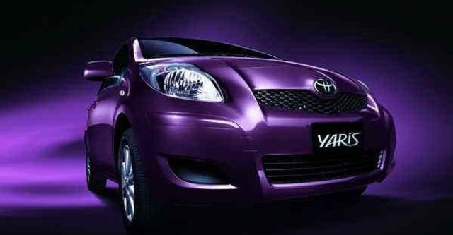 2009 Toyota Yaris 1.5 S Smart  第1張相片