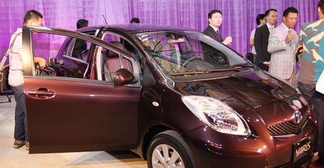 2009 Toyota Yaris 1.5 S Smart  第3張相片