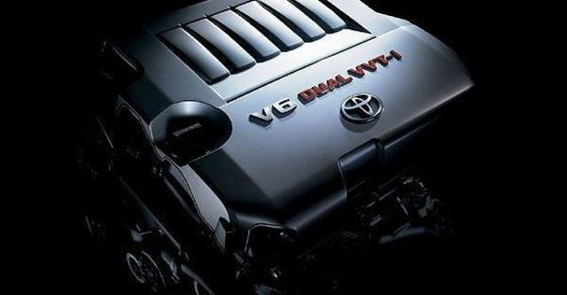 2008 Toyota Camry 3.5 V  第11張相片