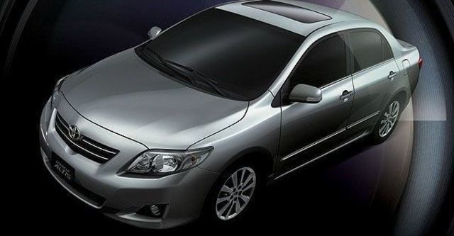 2008 Toyota Corolla Altis 1.6 J  第2張相片