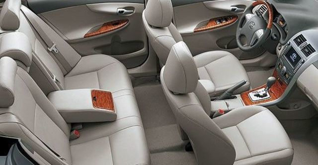 2008 Toyota Corolla Altis 1.6 J  第5張相片