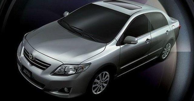2008 Toyota Corolla Altis 1.8 E 經典版  第2張相片