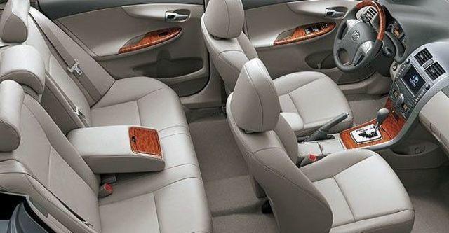 2008 Toyota Corolla Altis 1.8 E 經典版  第5張相片