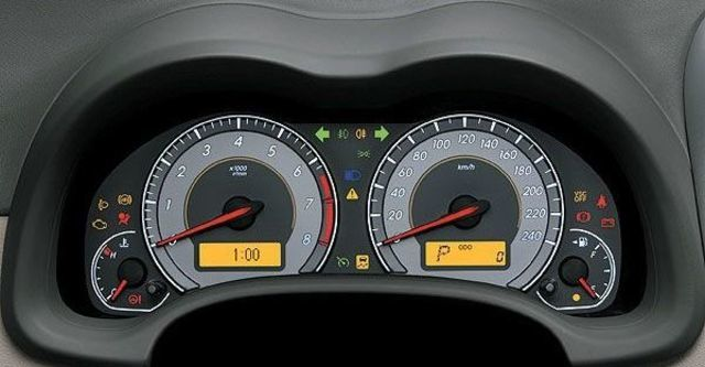2008 Toyota Corolla Altis 1.8 V  第4張相片