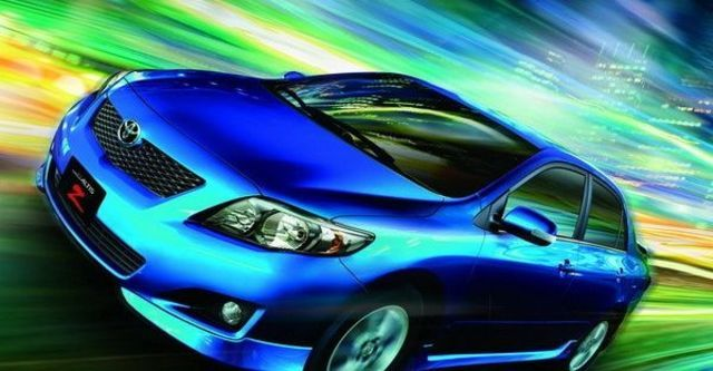 2008 Toyota Corolla Altis 1.8 Z  第1張相片