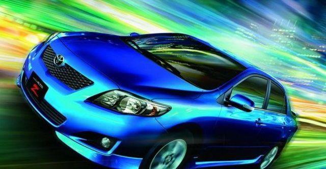 2008 Toyota Corolla Altis 1.8 Z  第2張相片