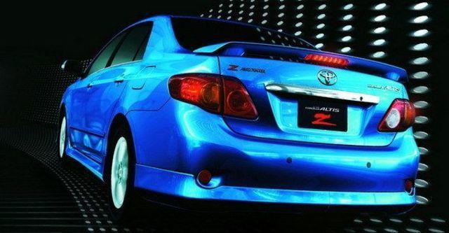 2008 Toyota Corolla Altis 1.8 Z  第3張相片