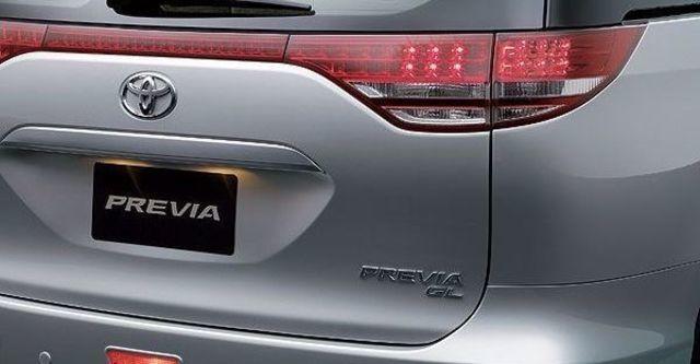 2008 Toyota Previa 2.4  第3張相片