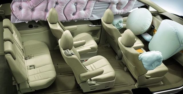 2008 Toyota Previa 2.4  第8張相片