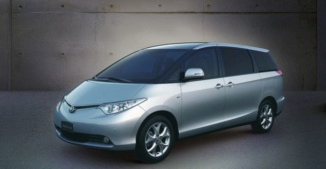 2008 Toyota Previa 3.5旗艦版  第1張相片