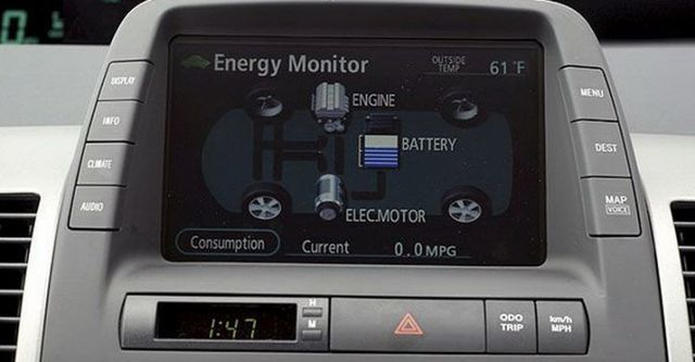 2008 Toyota Prius Hybrid 1.5  第5張相片