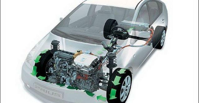 2008 Toyota Prius Hybrid 1.5  第6張相片
