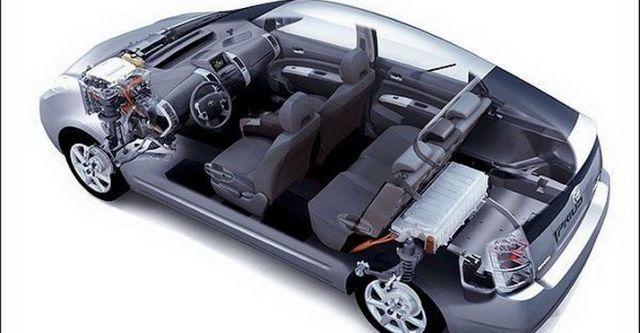 2008 Toyota Prius Hybrid 1.5  第7張相片