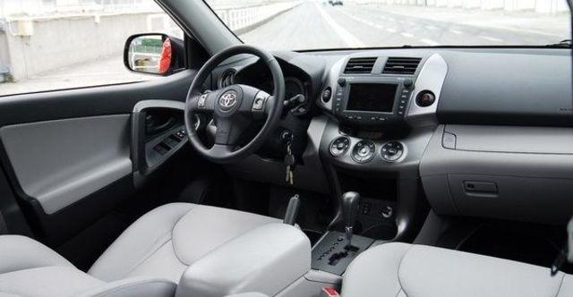 2008 Toyota RAV4 2.4 E 天窗型  第4張相片