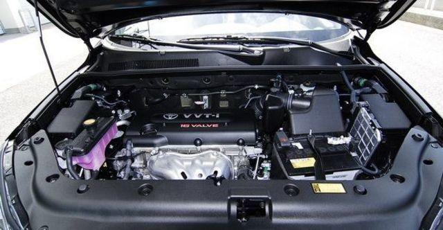2008 Toyota RAV4 2.4 E 天窗型  第9張相片