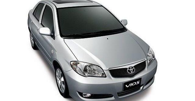 2008 Toyota Vios 1.5 E  第1張相片