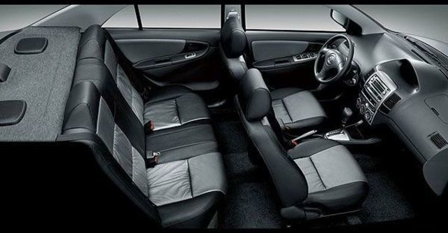 2008 Toyota Vios 1.5 E  第7張相片