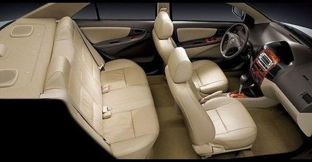 2008 Toyota Vios 1.5 E  第8張相片