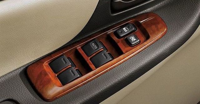 2008 Toyota Vios 1.5 E  第9張相片