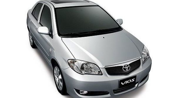 2008 Toyota Vios 1.5 J  第2張相片