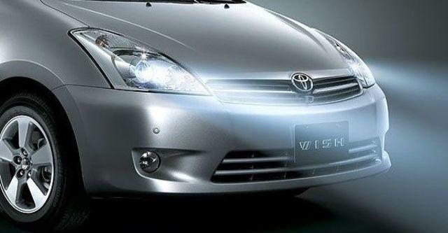 2008 Toyota Wish 2.0 E  第8張相片