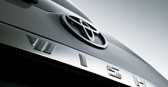 2008 Toyota Wish 2.0 E  第11張相片
