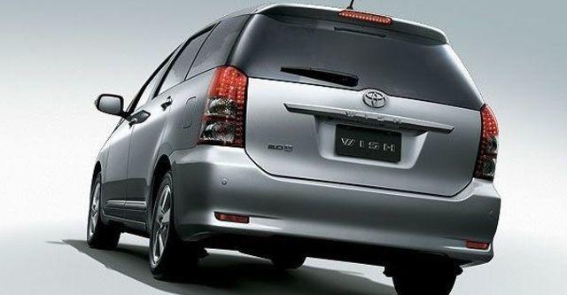 2008 Toyota Wish 2.0 G-option  第3張相片