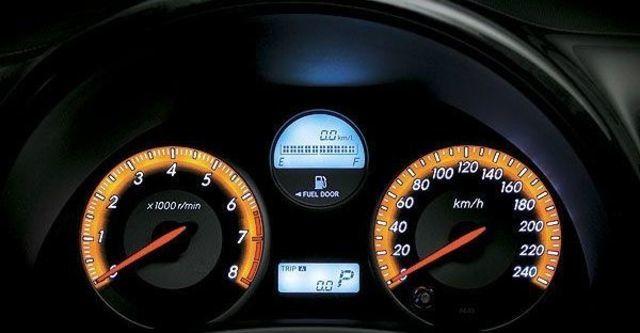 2008 Toyota Wish 2.0 G-option  第9張相片