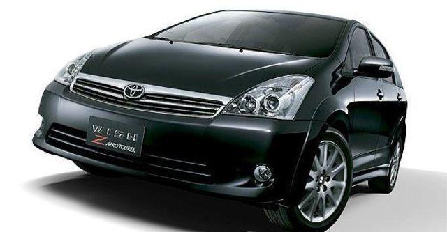 2008 Toyota Wish 2.0 Z  第1張相片