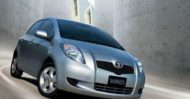 2008 Toyota Yaris 1.5 E  第1張相片