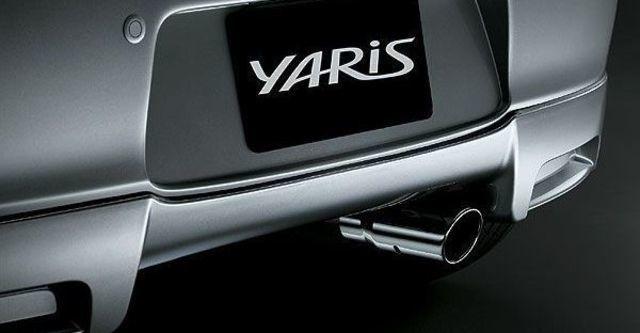 2008 Toyota Yaris 1.5 S  第10張相片
