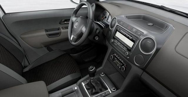 2015 Volkswagen Amarok 2.0 TDI A8  第9張相片