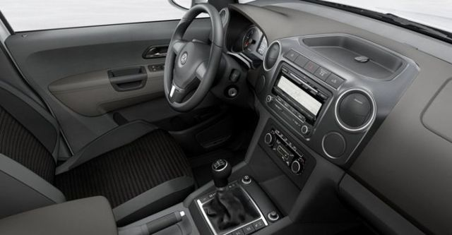 2015 Volkswagen Amarok 2.0 TDI M6  第9張相片