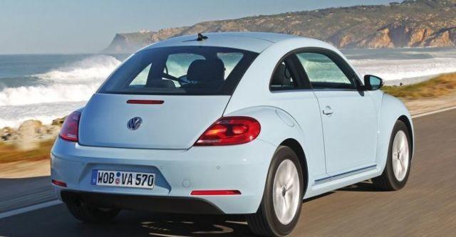 2015 Volkswagen Beetle 1.2 TSI Design  第2張相片