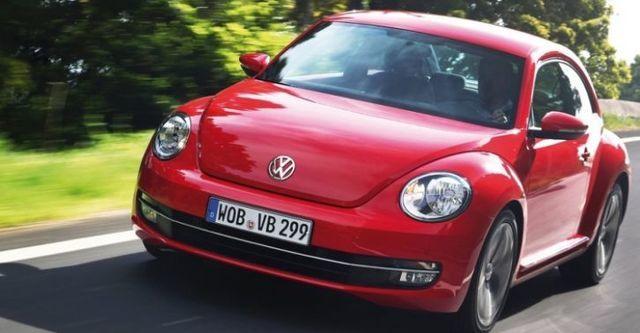 2015 Volkswagen Beetle 1.2 TSI Design  第5張相片