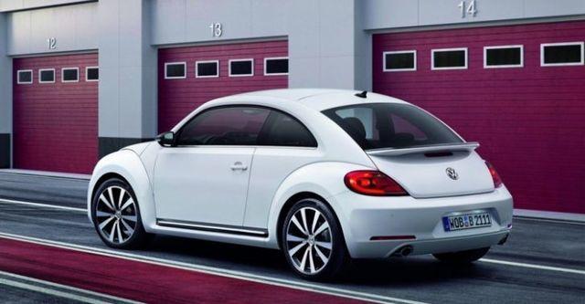 2015 Volkswagen Beetle 1.4 TSI Sport  第2張相片