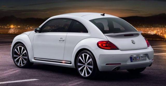 2015 Volkswagen Beetle 1.4 TSI Sport  第5張相片