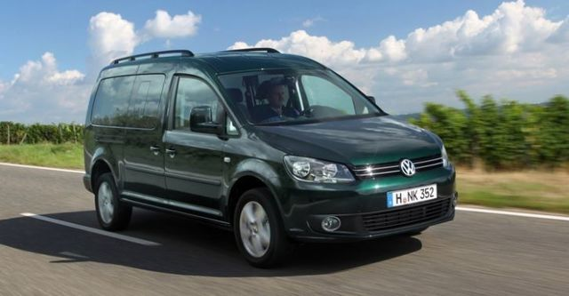 2015 Volkswagen Caddy Maxi 2.0 TDI 4Motion  第1張相片