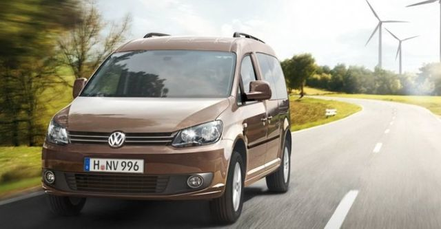 2015 Volkswagen Caddy Maxi 2.0 TDI 4Motion  第5張相片