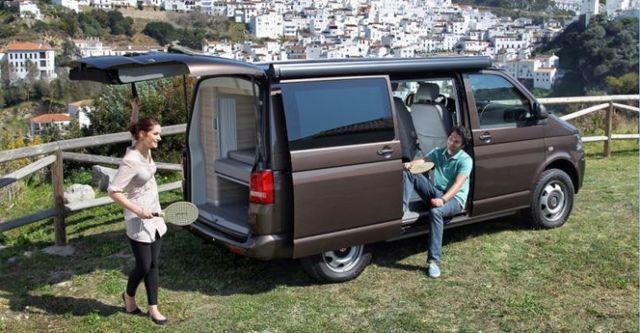 2015 Volkswagen California 2.0 TDI  第6張相片